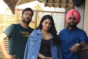 """""""Laung Laachi, a Punjabi Rom-Com is all set to hit the theatres on 9thMarch, 2018"""""""