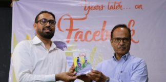 Chandigarh-based Journalist, Jupinderjit Singh's illustrated book an anthology of short stories and Middles released