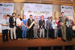 India's First Sports Literature Festival – Play Write Off To a Flying Start