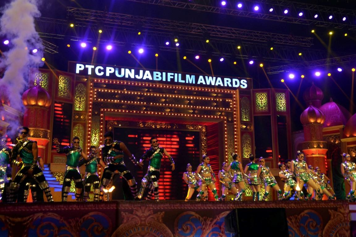 8th PTC Punjabi Film Awards 2018!