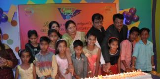 Crazy Town organised special event for underprivileged school children