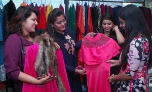 """Life Style Show"" Fashion Exhibition at hotel Bella Vista at pachkula"