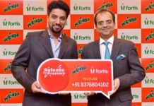 Mirinda Joins Hands with Fortis Healthcare to #RELEASETHEPRESSURE