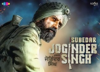 Gripping First Poster of Subedar Joginder Singh sets the internet on FIRE!
