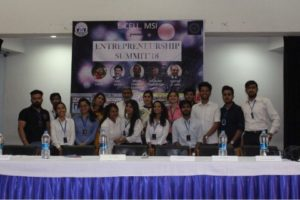 Maharaja Surajmal Institute organised an E-Summit