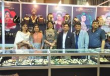 Unique Jwellery Collections & Designer Wears Exhibition
