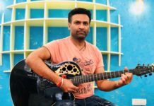 JOURNEY FROM A GUITARIST TO MUSIC DIRECTOR TO SINGER