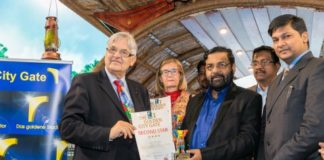 Kerala Tourism bags 2 Prestigious 'Golden City Gate Awards' at ITB Berlin