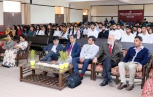Indo Global Colleges organized HR Summit on employability- myths vs facts