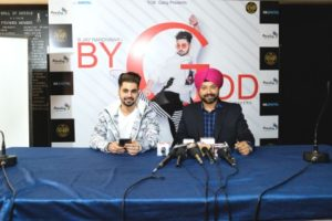 B Jay Randhawa's song 'By God'