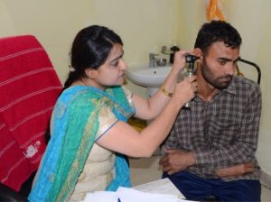 Free medical check up camp is organized at Dera Sacha Sauda