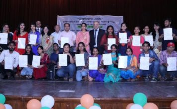 645 EWS awarded Skill Certificates and stipends: A step towards Inclusive Growth