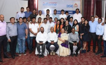 Solan-Based Inflame Appliances becomes the first appliance company to get listed on BSE SME platform