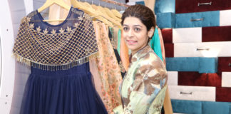 Former INIFD student, Neha Arora Launches Her Exclusive Designer Clothing Studio