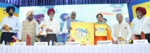 Punjab Governor Shri VP Singh Badnore launches Roots to Route tourism programme