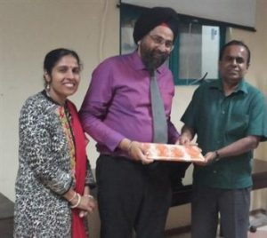 Dr Sarabjeet Singh Invited by Prestigious Sri Lankan Orthodontic Society
