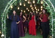A Wedding Extravaganza by INIFD Students Six-Day-INIFD Annual Exhibition 2018 on 'A Perfect Dream Wedding' theme takes off
