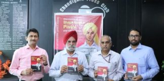 Chandigarh-based Journalist Chronicles Shaheed Bhagat Singh's Idea of Revolution