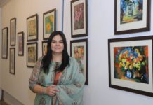 'Beauty of Nature'. The three-day exhibition inaugurated at Government Museum & Art Gallery