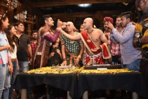 Sony SAB's comedy drama 'Tenali Rama' is one of most popular shows on Indian Television that brings back some humorous tales of the 90's. While the show is best known to fickle? the funny bones of its viewers with its exotic tales, the cast of Tenali Rama had a gala celebration on the occasion of its successful completion of 200 episodes.