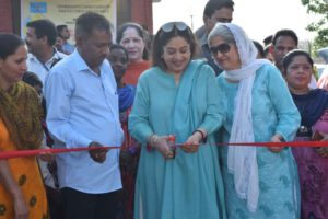 Chandigarh's first ever Open Air Gym was installed