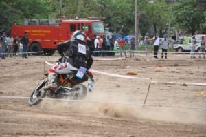 Three day Sub-Himalayan SJOBA Rally kicks off with Super Spectator Stage