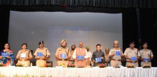 Divya Drishti Cameras and Towed Vehicle App launched by HE Governor of Punjab-cum- Administrator, UT, Chandigarh during Road Safety Week-2018