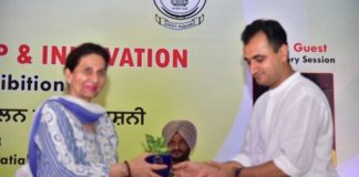 Youngsters to create employment opportunities by through their Startups: Maharani Preneet Kaur