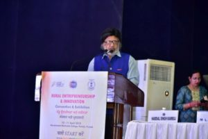 New and successful Punjab can only be formed and ensured of growth with the help of entrepreneurs and rural development in state. This was stated by Chief Minister, Punjab, Captain Amrinder Singh. Encouragement of rural entrepreneurship is essential in present scenario