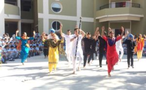 Baisakhi Celebration at Ankur School