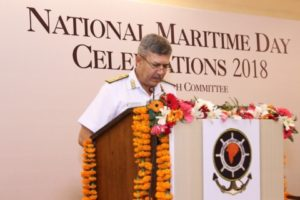"Chandigarh Committee of the National Maritime Day Celebrations organized a seminar on ""Indian Navy: An Ocean of Opportunity"" at Hotel Mountview.  Capt M S Kahlon, Chairman of the Chandigarh Committee informed that Government of India's Central Committee for the celebrations are held every year, and a series of activities to commemorate a significant event are being organized in the city"