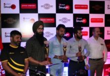 SMAAASH Chandigarh Announces winner for Punjab's Biggest Bowling Tournament 2018