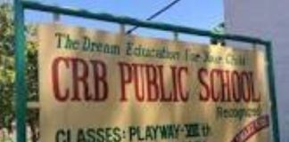 CRB School is getting unnecessarily harassed by the parents of their own school student