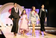 Caressa & Jianna fashion labels from Zenitex launched their collections