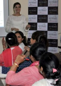 Workshop on stress management held at Gurukul Global School