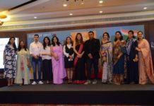 Bollywood Star Designer & Exclusive Stylist of Salman Khan Ashley Rebello felicitates INIFD students