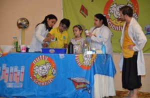 Workshop on learning science with fun for tricity School Students