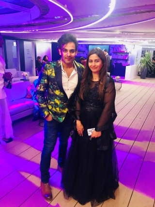 Mohali lad, Rahul Lakhanpal pays tribute to Sridevi at Cannes