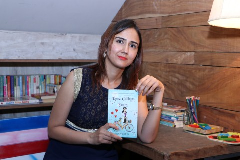 Reminiscing 'Those College Years'; Dr. Rana Preet Gill Launches Debut Novel