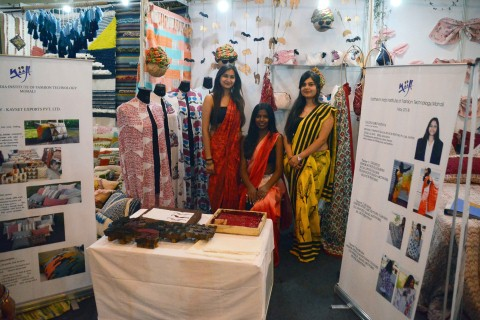 Suvyan 2018 :  Annual Design Collection show of NIIFT heldSuvyan 2018 :  Annual Design Collection show of NIIFT held