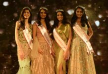 The winners of fbb Colors Femina Miss India West 2018 announced!!