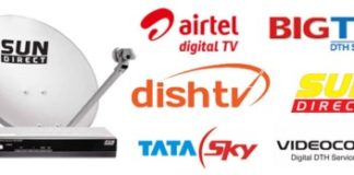 Check out Amazing DTH recharge Offers and get up to 100% cashback