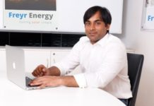 Freyr Energy bags award from Ministry of Commerce & Industry, GoI