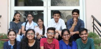 Dikshantians came out with flying colors in CBSE class 10thresult