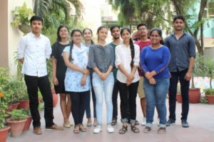 Dikshantians came out with flying colors in CBSE class 10th result