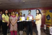 Connect Net Champs Edition 2: Intra-School Competition staged at St Teresa Convent School Panchkula