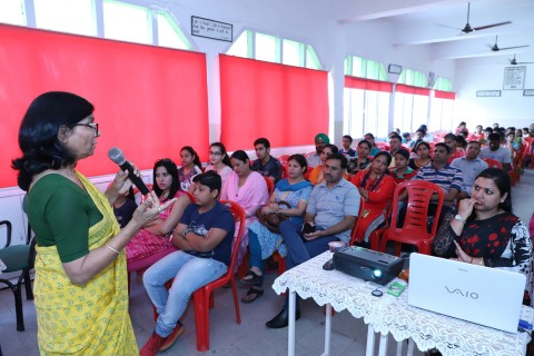Fortis Organizes Talk on Anxiety & Depression in Adolescents