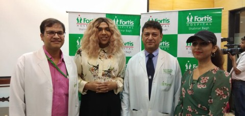 Doctors at Fortis Hospital Conduct Gender Affirmation Surgeries of 22 year old