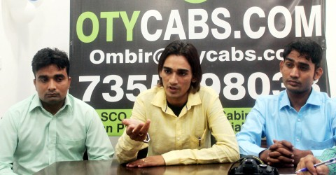 OTY Cabs unveiled its second branch in Global Business Park