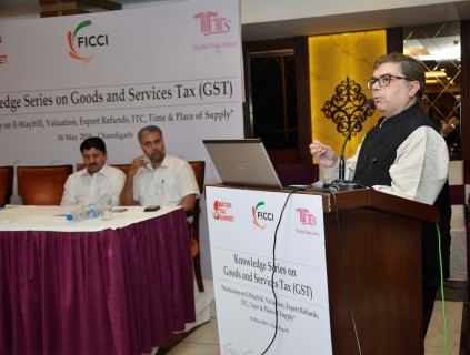'Progressive measures announced in GST in past 3 months have resulted in Income from GST revenue to over Rs. 1 Lakh Crore': Sanjay Malhotra, Tax Expert